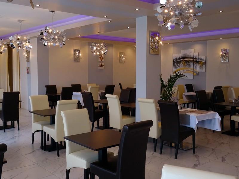 Les soleil restaurant bistronomique domont for Restaurant du domont